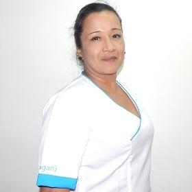 Empleada doméstica en Bogotá Nancy Maria Morales Daza