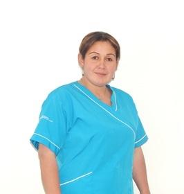 Empleada doméstica en Bogotá Maria Luz Dary Olmos Chinchilla