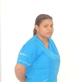 Empleada doméstica en Bogotá Lida Vega Lima