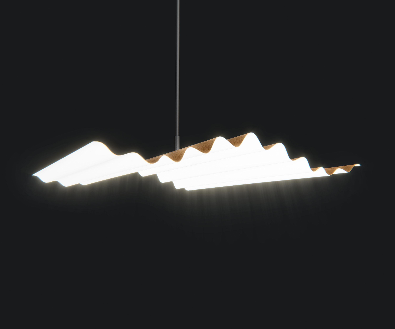 Outdoor lamp massive biedenwin