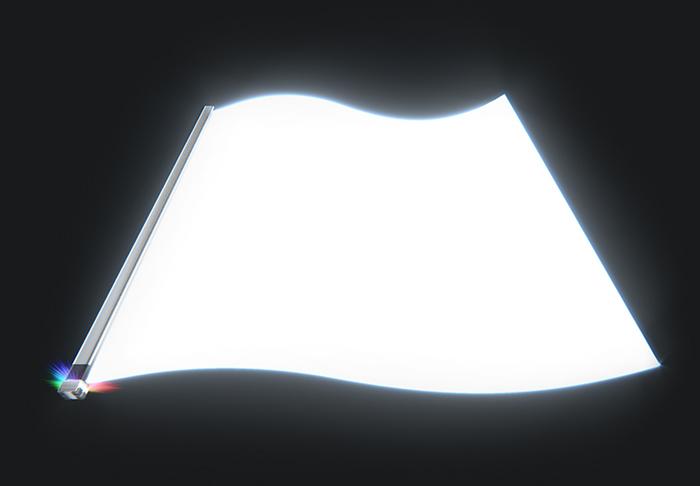 Licht Panel Led : Led design glas lichtpanel von glaserei glas hetterich gmbh