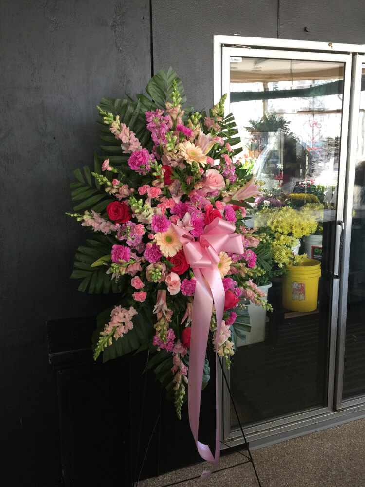 Gently into the Ever-after by Fasan Florist