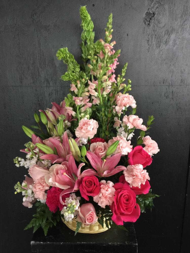 Beautiful Spirit Arrangement by Fasan Florist