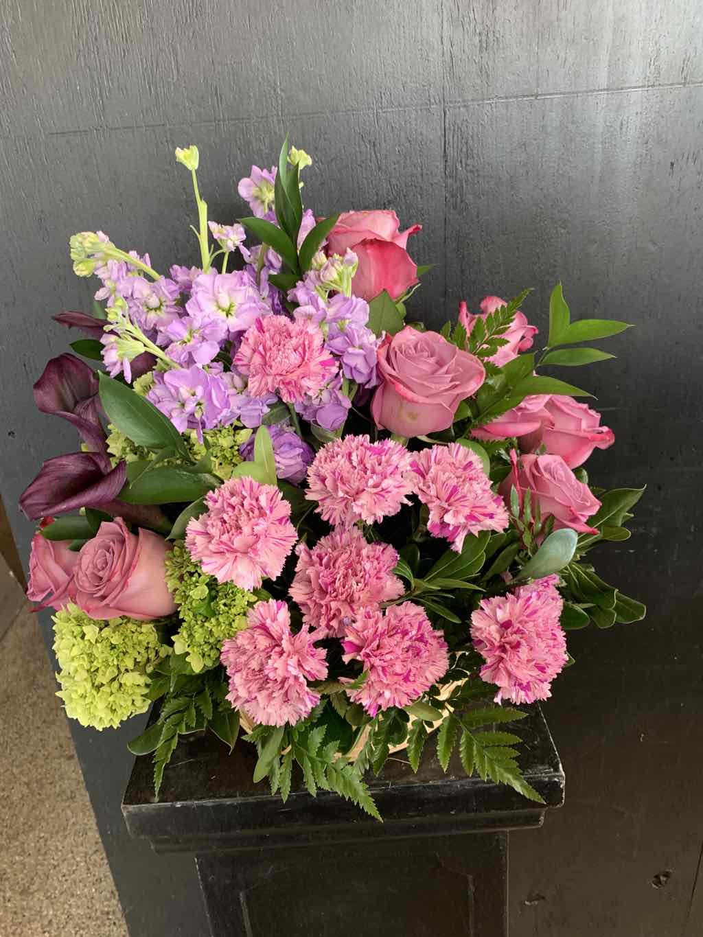 Truly Loved Basket by Fasan Florist