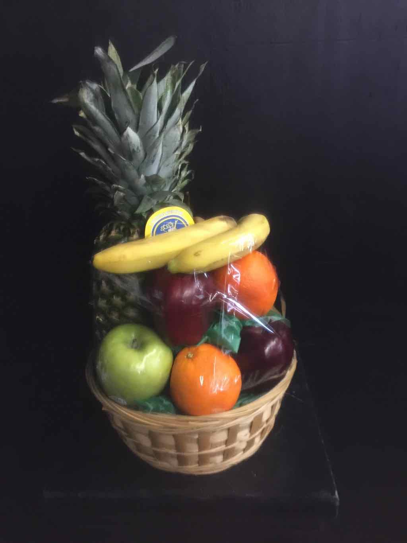 Thoughtful Gesture Fruit Basket by Fasan Florist