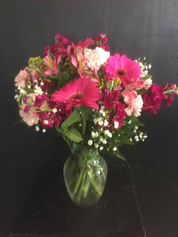 The Precious Medley Bouquet by Fasan Florist