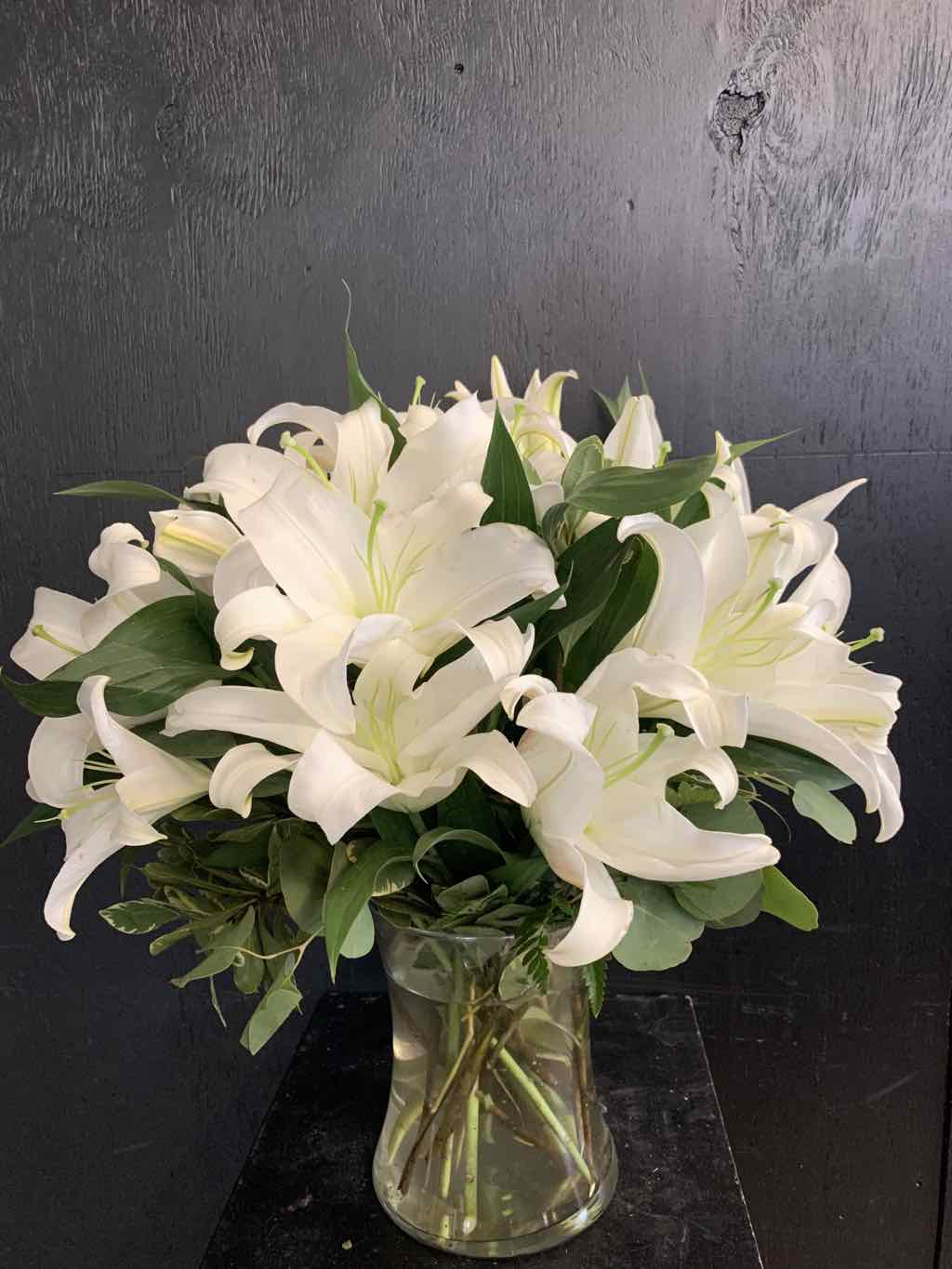 Light In Your Honor Bouquet by Fasan Florist