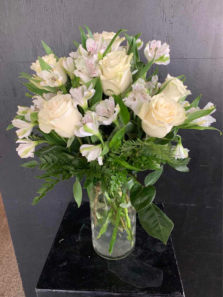Cherished Friend Bouquet by Fasan Florist