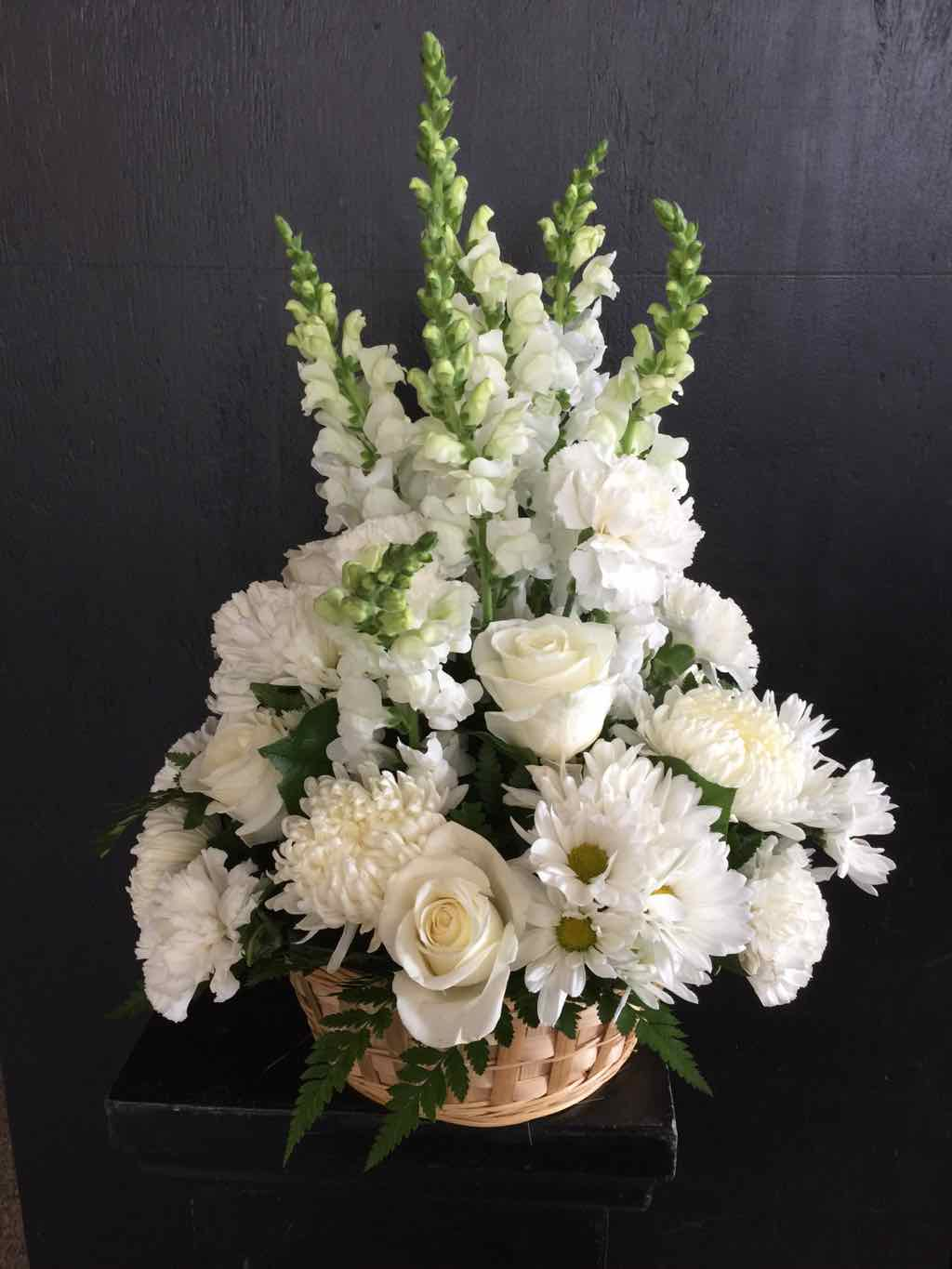 Heartfelt Condolences by Fasan Florist