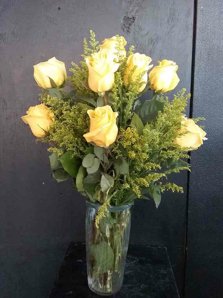 Rosy Glow Bouquet by Fasan Florist