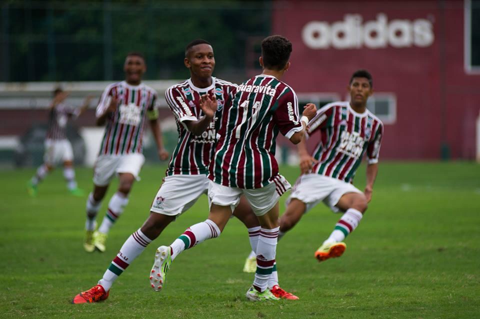 408ad5814c A garotada de Xerém disputa mais um título neste final de semana. Depois de  passar pelo Botafogo na semifinal