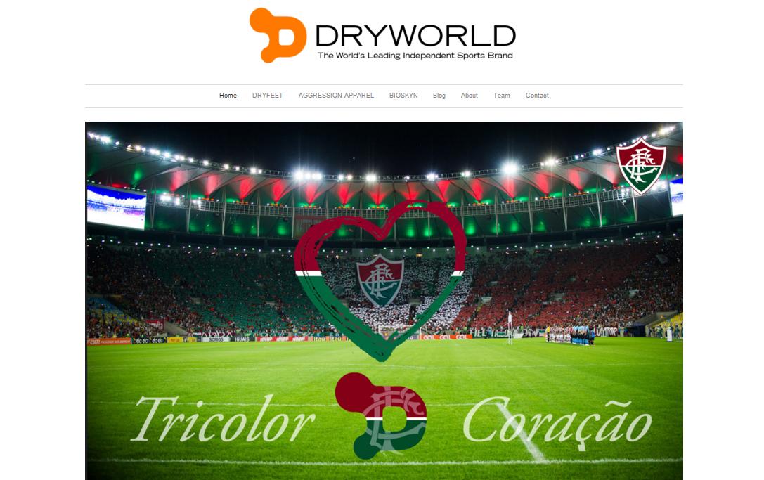 Bem-vinda Dry World! - Blog da Flusócio e9a35587040bd