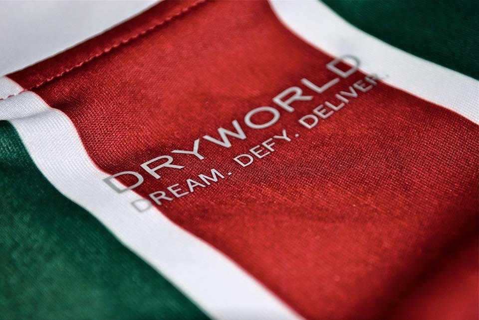 A parceira com a Dry World já se iniciou oficialmente no início de  fevereiro cc71850804e66