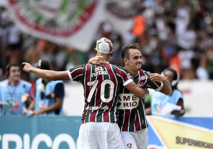 O final conhecido nas finais contra o Flamengo se confirmou novamente. O  Flu é o legítimo e incontestável CAMPEÃO INVICTO da Taça Guanabara 2017. 4c6306abf7f8b