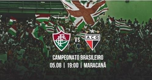 8b528b93a8 ... os ingressos para a partida entre o Flu e o Atlético-GO