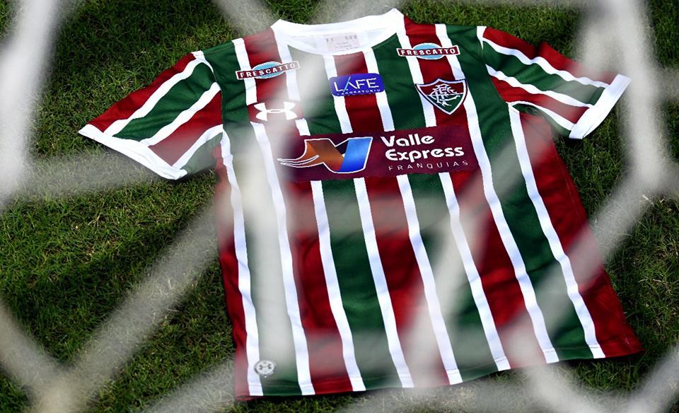 Damos boas-vindas à Valle Express como sua patrocinadora master do  Fluminense até o fim de 2019. 2bd723da7e46d