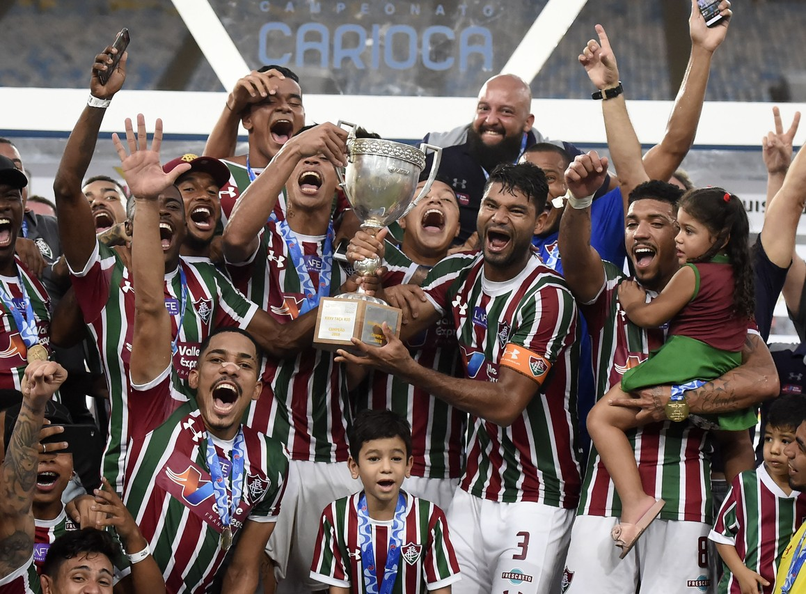 Campeão Taça Rio 2018