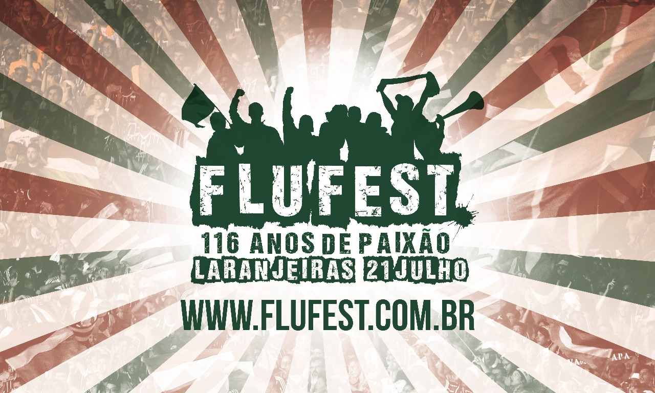 2d3bc37dfa A Flu Fest em 21 de Julho - Blog da Flusócio