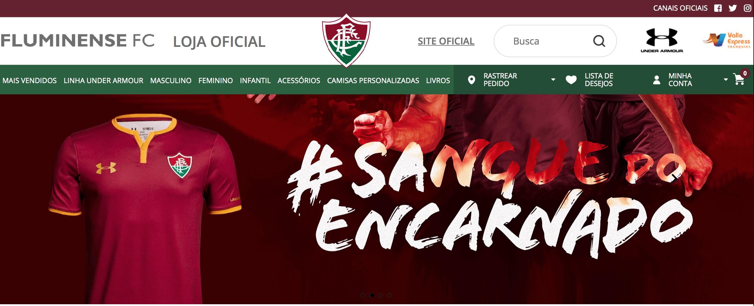 A Loja Virtual do Fluminense está no ar! - Blog da Flusócio eabe28b2112c5