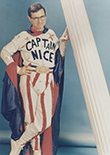 CAPTAIN NICE, William Daniels, 1967 (Courtesy Everett Collection)