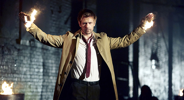 Constantine star Matt Ryan (NBC)