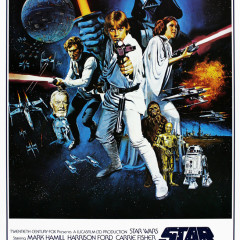 The History Of Star Wars Movie Posters Rotten Tomatoes Movie