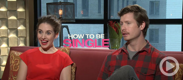 Video dating advice from the cast of how to be single rotten video dating advice from the cast of how to be single rotten tomatoes movie and tv news ccuart Choice Image