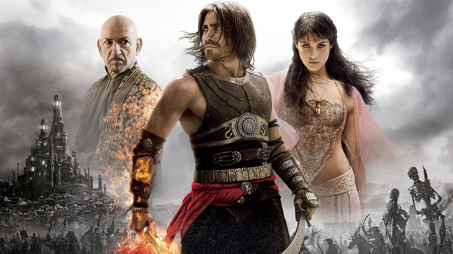 Prince Of Persia The Sands Of Time Hd Wallpaper Rotten Tomatoes