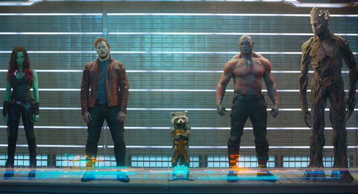 Guardians of the Galaxy (Walt Disney Pictures)