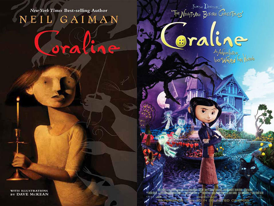 coraline << Rotten Tomatoes – Movie and TV News