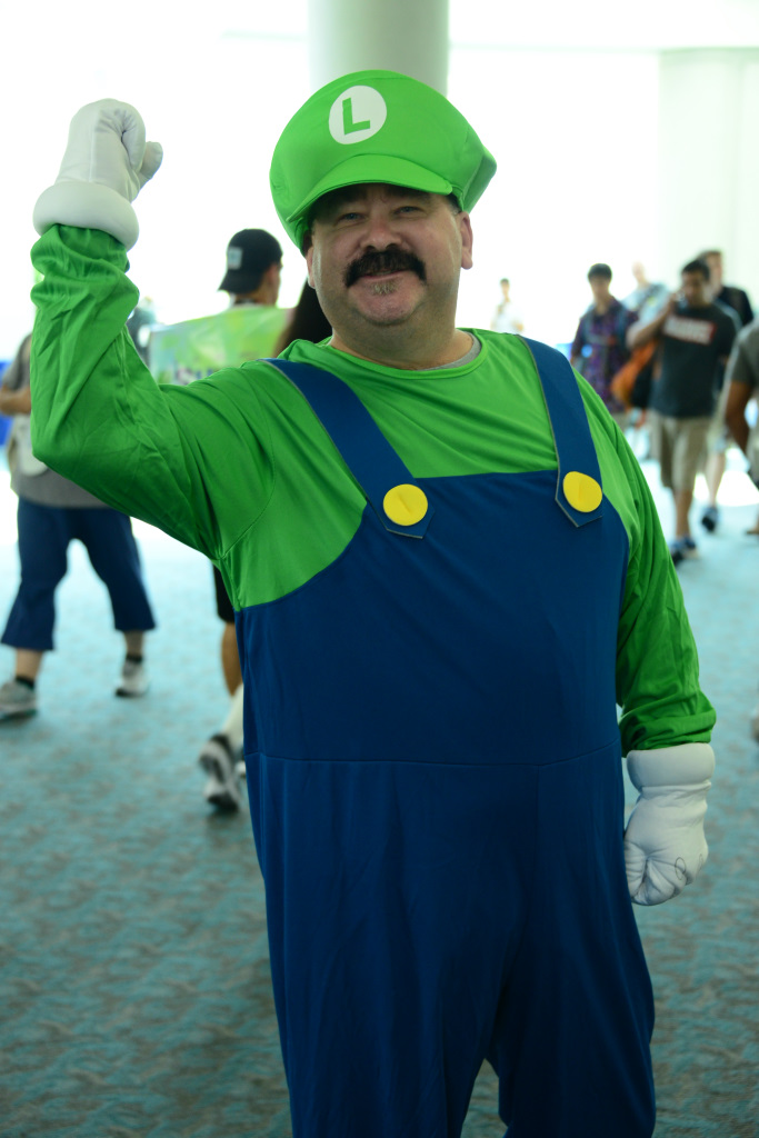 Luigi From Super Mario Bros Rotten Tomatoes Movie And Tv News