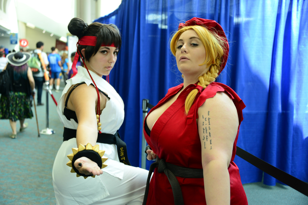 Chun Li As Ryu And Cammy As Ken From Street Fighter Rotten Tomatoes Movie And Tv News