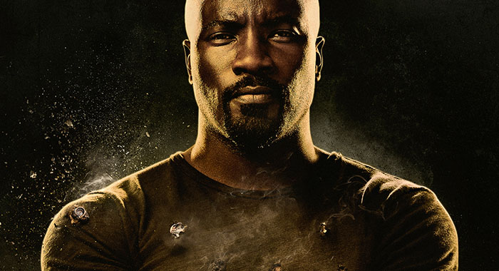 Mike Colter in Marvel's Luke Cage (Netflix)