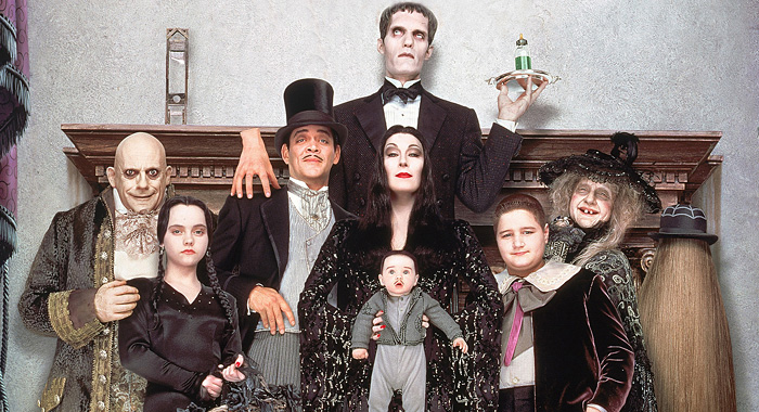 Die Addams Family In Verrückter Tradition Stream Deutsch