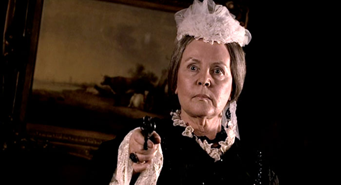 Doctor Who - Pauline Collins as Queen Victoria - Tooth and Claw (BBC America)