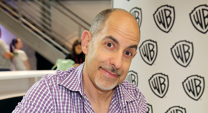 David S. Goyer (Michael Yarish/Warner Bros. Entertainment Inc. via Getty Images)