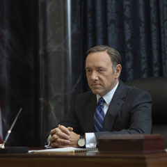 Kevin Spacey in House of Cards (Nathaniel Bell/Netflix)
