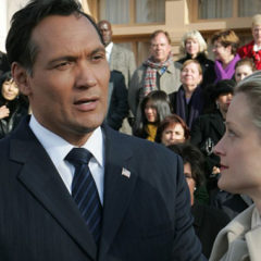 Jimmy Smits in The West Wing (NBC)