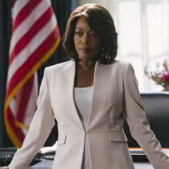 STATE OF AFFAIRS -- Alfre Woodard (Michael Parmelee/NBC)