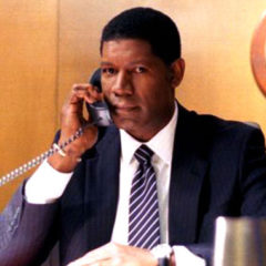 Dennis Haysbert in 24 (Fox)