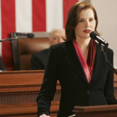 Geena Davis in Commander In Chief (ABC)