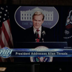 President Matthew Ellis (William Sadler) Marvel's Agents of S.H.I.E.L.D. (ABC)