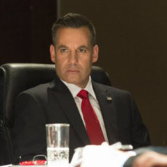 President Paul Garcetti (Adrian Pasdar), Political Animals (USA)
