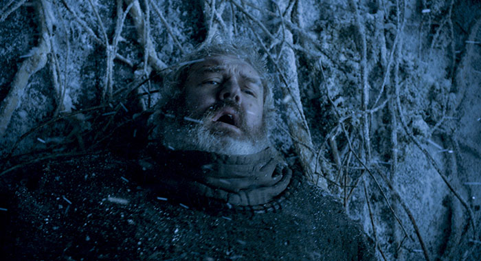 Kristian Nairn as Hodor in Game of Thrones (HBO)
