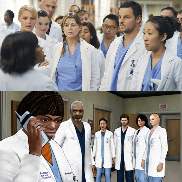 29+ Grey's Anatomy Wii Game Wallpapers