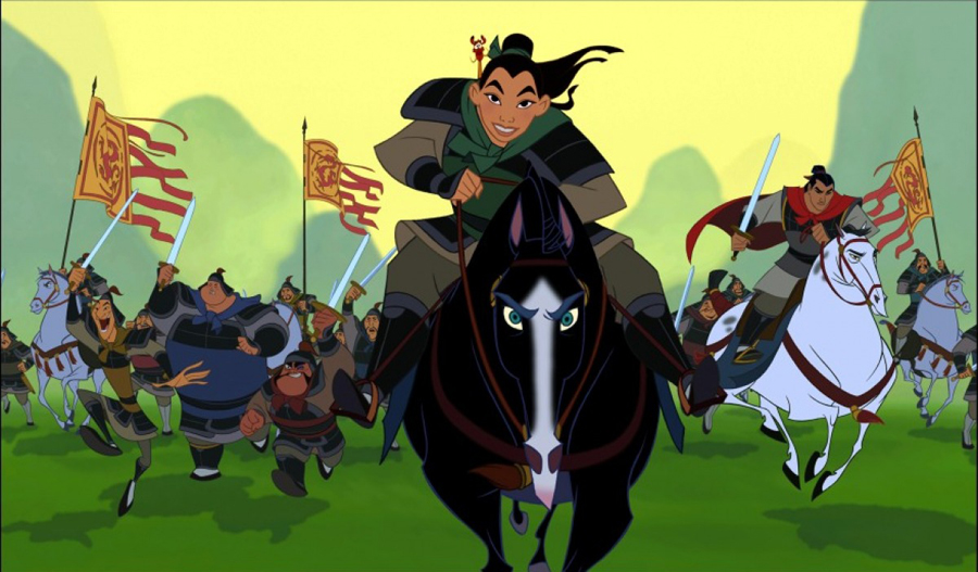 Image result for mulan (1998)