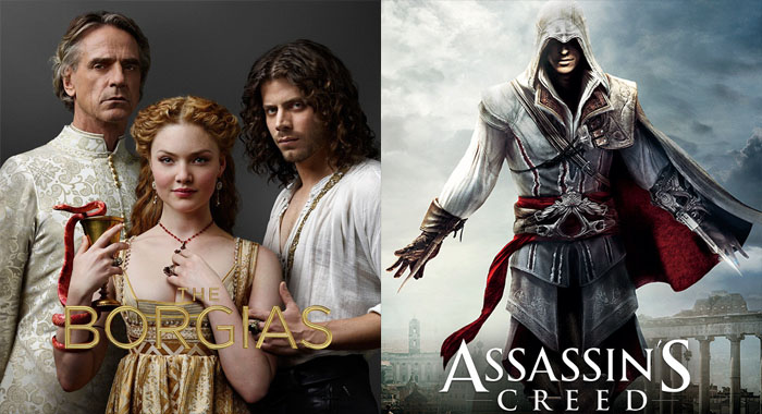 3 Borgias Assassins Creed Ezio Collection Rotten Tomatoes Movie And Tv News