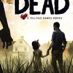 The Walking Dead tv show and video game (AMC/Telltale Games)