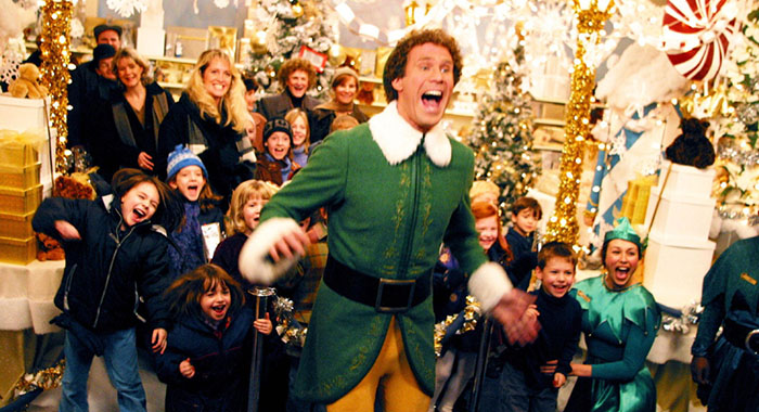Will Ferrell in Elf (New Line Cinema)