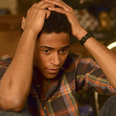 Alfred Enoch in How To Get Away with Murder (ABC)